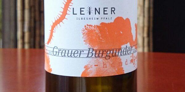 【ドイツ 辛口】「ユルゲン ライナー」 グラウアーブルグンダー