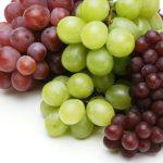 3種類のブドウ