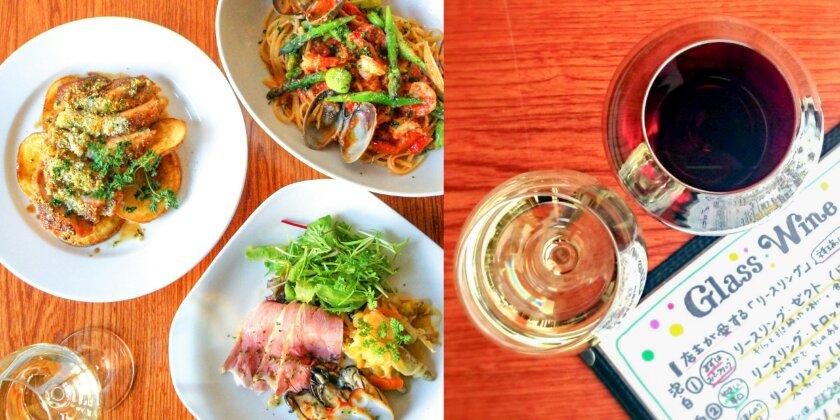 祥瑞札幌のお料理とワイン