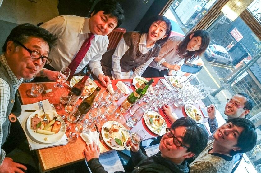 ワイン講座2017-04ご報告